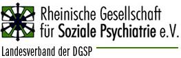 RGSP – Rheinische Gesellschaft für soziale Psychiatrie e.V.