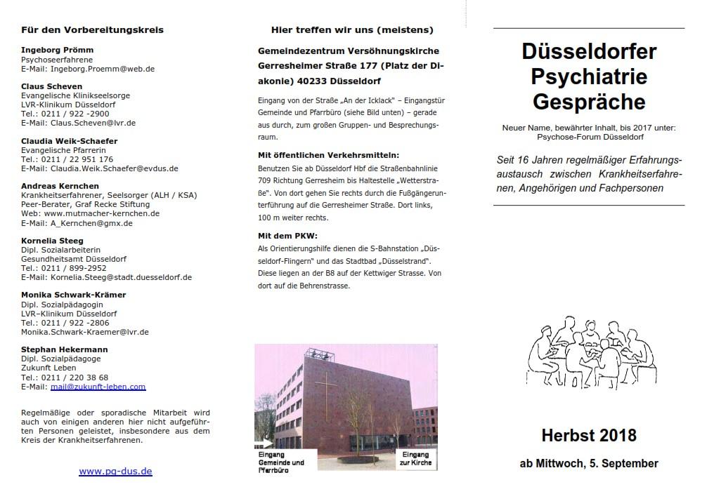 Düsseldorfer Psychiatriegespräche1
